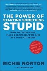 Power of Starting Something Stupid
